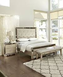 glass mirror bedroom set mirror design ideas modern style mirrored bedroom set produced
