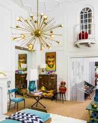 new york home design magazine jonathan adler and simon doonan show off their new york city