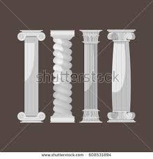 Greek Column Pedestal Greek Pillars Stock Images Royalty Free Images U0026 Vectors