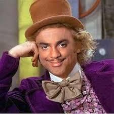 Willy Wonka Meme Generator - willy wonka carelton blank template imgflip