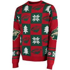 nhl ugly sweaters ugly christmas hockey sweaters shop nhl com