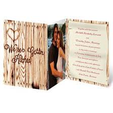 western wedding invitations country wedding invitations s bridal bargains