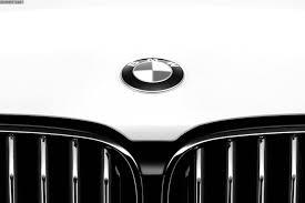 bmw logo neues luxus logo bayerische motoren werke in schwarz weiß
