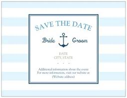 Baby Shower Save The Date Nautical Baby Shower Invitations Vistaprint