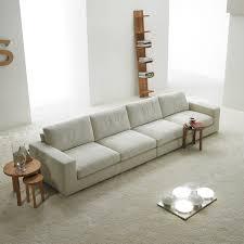 Relax Contemporary Italian Cream Fabric Sofa - Contemporary design sofa