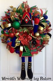 1000 images about xmas wreath on pinterest toy soldiers