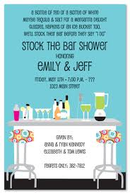 stock the bar party invitations template best template collection