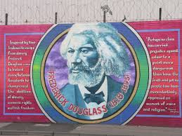 Mural Software by File Frederick Douglass Mural On The U0027solidarity Wall U0027 Belfast