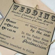 icanhappy recycled paper wedding invitations 09