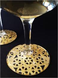 christmas wine glass decoration ideas fruehlingsdeko