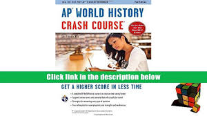 download pdf ap world history crash course book online