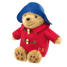 cuddly paddington bear 21cm 19 00 hamleys cuddly
