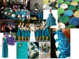 peacock themed wedding angee s eventions peacock themed wedding
