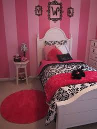 creative paint ideas for girls bedroom designarthouse com home floral bed feminine paint for prety and nice pink bedroom design ideas