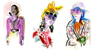 fashion illustration the art of communication u2013 master u0026 dynamic