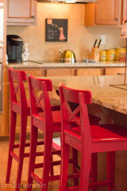 Red Dining Room Chair Diy Red Kitchen Table I Love This For The Kitchen Add Black And