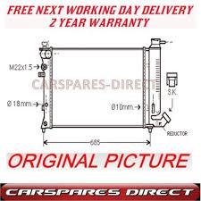 zx peugeot 306 1 8d 1 9d 95 u003e97 manual radiator