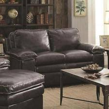 Ashley Furniture Leather Sofa by Ashley Furniture Leather Sofas Loveseats U0026 Chaises Ebay