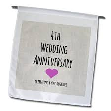 4 year wedding anniversary gift ideas for 3drose fl 154431 1 4th wedding anniversary gift linen