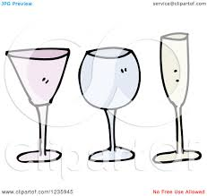 wine clipart free clipart images wine glasses clip art decoration