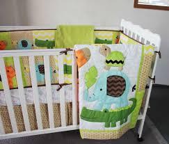 Giraffe Bedding Set Baby Bedding Sets Embroidery 3d Giraffe Elephant Crocodile
