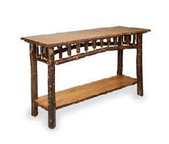 Elegant Sofa Tables by U0026 Sofa Tables By Old Hickory