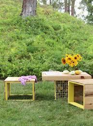 15 creative diy outdoor pallet furniture ideas