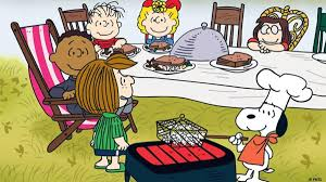 thanksgiving dinner pictures clip art thanksgiving feast with snoopy nbc bay area