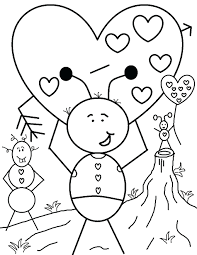 articles printable valentines coloring pages adults