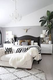 Black And White Furniture by Gray Bedroom Furniture Ideas Headboard Between Windows Bedroom