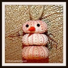 handmade coastal christmas ornaments loving coastal living by