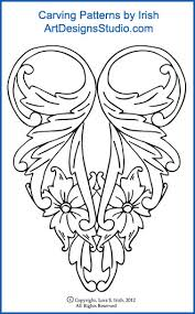 Wood Carving Instructions Free by L S Irish U2013 Classic Carving Patterns