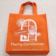 Eco Bag by Non Woven Bags Custom Made Eco Bag Penang Merry Christmas Gift