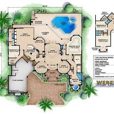mediterranean floor plans mediterranean floor plans with courtyard mediterranean
