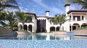 18m ocean front mansion in vero beach splendida dimora youtube