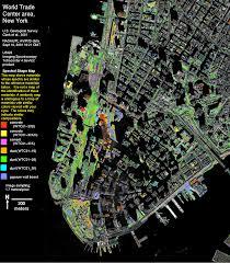 New York Manhattan Map Usgs Spectroscopy Lab World Trade Center Usgs Environmental