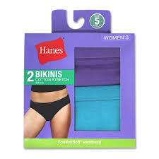 Hanes Our Most Comfortable Hanes Women U0027s Cotton Stretch With Comfortsoft Waistband