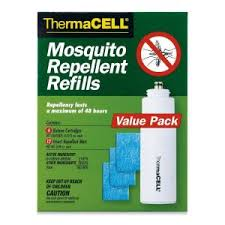 Backyard Mosquito Repellent by Thermacell Mosquito Repellent Patio Lantern Mr 9w The Home Depot