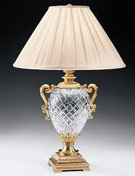 table lamp crystal lamp and cut crystal lamp