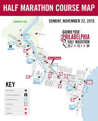 Map Of Boston Marathon Course by Best Half Marathons In Pennsylvania Which Races Are Worth Running