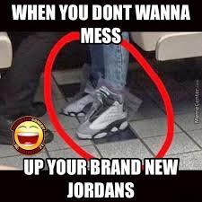 Michael Jordan Shoe Meme - jordans memes best collection of funny jordans pictures