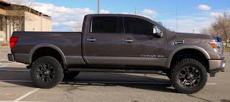 nissan titan diesel for sale 2016 nissan titan xd w 6in suspension lift kit titan