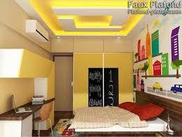 deco plafond chambre faux plafond en forme d un papillon scoop it