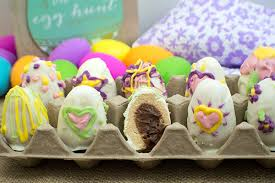 easter cakepops egg angel food cake pops
