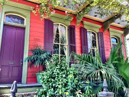 New Orleans Homes For Sale by Nola Pics Be Bold With Color Crescent City Living
