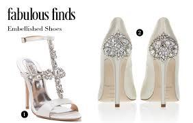 wedding shoes embellished embellished shoes for wedding fabulous finds embellished wedding