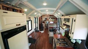 this bus conversion may be the most impressive one yet curbed