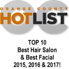 best hair salon in orange county hair skin blow dry bar waxing day