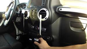 interior jeep wrangler 2012 jeep wrangler unlimited arctic edition interior pt 1 youtube