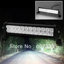 automotive led light bars 72w led light bar 72watt led work light spot flood beam led offroad